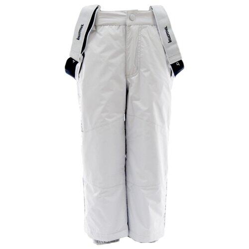 Полукомбинезон Kuoma ULLA размер 122, белыйПолукомбинезоны и брюки<br>