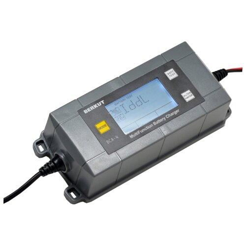 Зарядное устройство BERKUT BCA-4 серый
