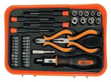 Набор инструментов и оснастки Квалитет НДМ-37