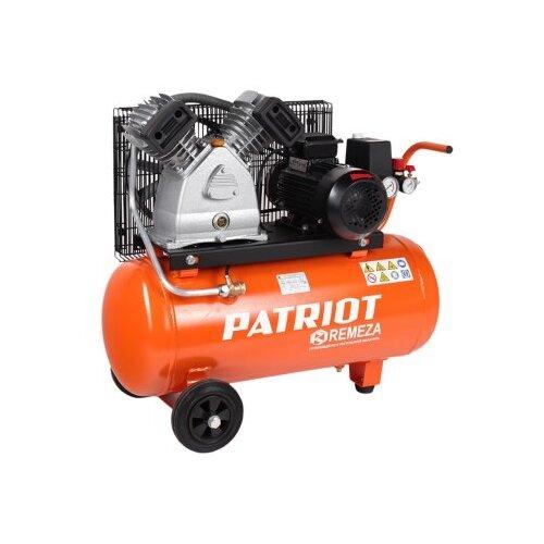 Компрессор масляный PATRIOT REMEZA СБ 4/С-50 LB 30, 50 л, 2.2 кВт воздушный компрессор patriot ptr 80 260а