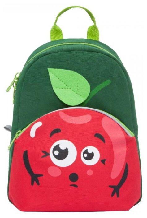 Рюкзак детский GRIZZLY RK-999-1/2 яблоко