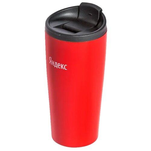 Термокружка Яндекс, красный
