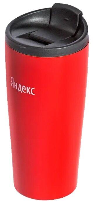 Термокружка Яндекс красный