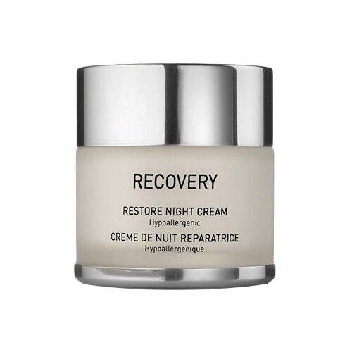 Купить Gigi Recovery Restore Night Cream Восстанавливающий ночной крем для всех типов кожи лица, 50 мл