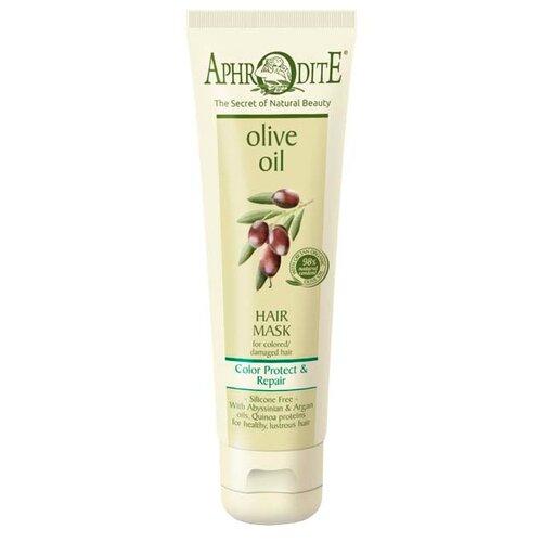 Aphrodite Маска для волос Защита цвета и восстановление, 150 мл