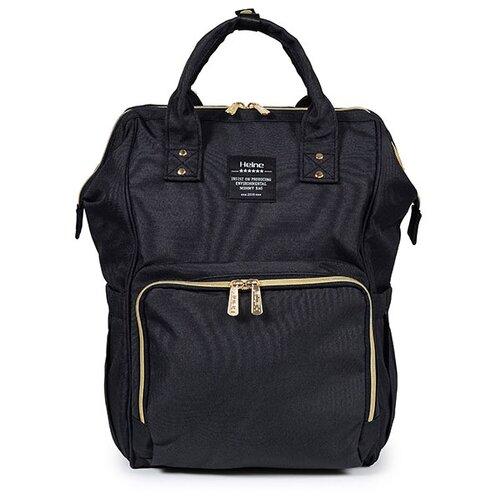 Сумка-рюкзак Heine для детских вещей черный покрывало на кресло quelle heine home 23077 3 ок 250х220 см