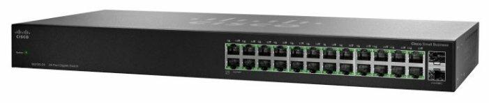 Коммутатор Cisco SG110-24HP