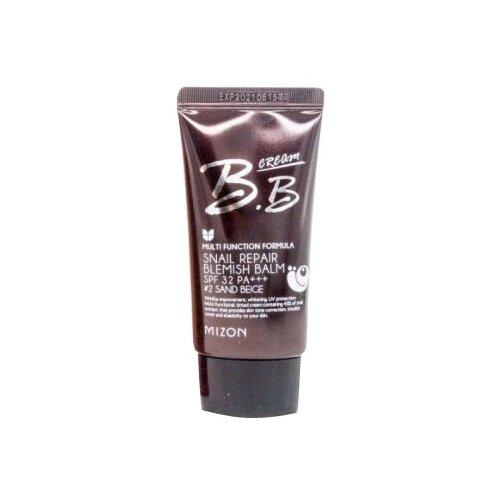 Mizon BB крем Snail Repair, SPF 32, 50 мл, оттенок: sand beige mizon bb крем watermax moisture spf 25 50 мл