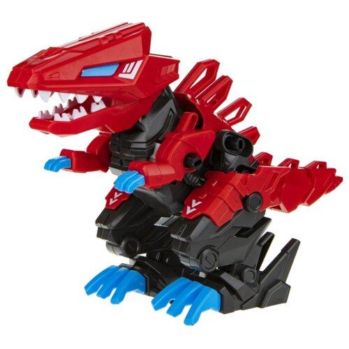 Купить Робот 1 TOY Robo life Робо-тираннозавр красный, Роботы и трансформеры
