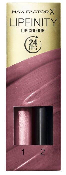 Max Factor Набор для макияжа губ Lipfinity тон 020 Angelic