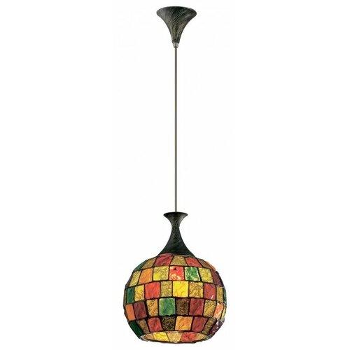 Светильник Odeon light Velute 2094/1, E27, 60 Вт odeon light подвесной светильник odeon light cupi 3358 1