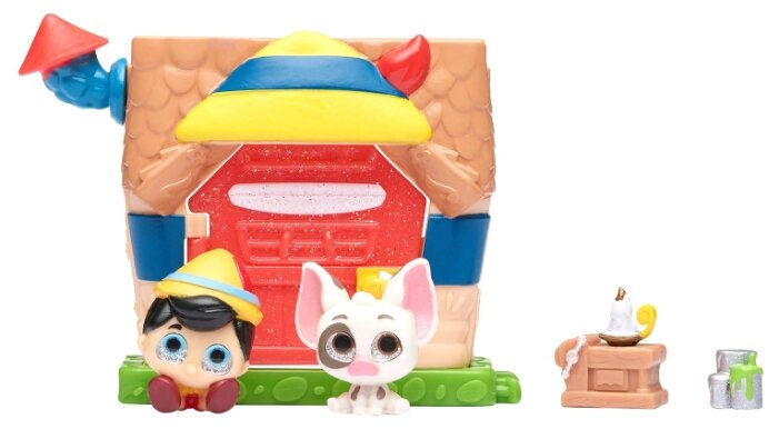 Игровой набор Moose Disney Doorables Пиноккио 69413