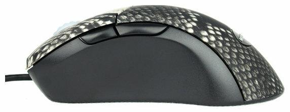 Мышь Modecom MC-930 Black-White USB