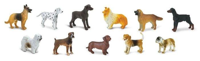 Фигурки Safari Ltd Собаки 695504