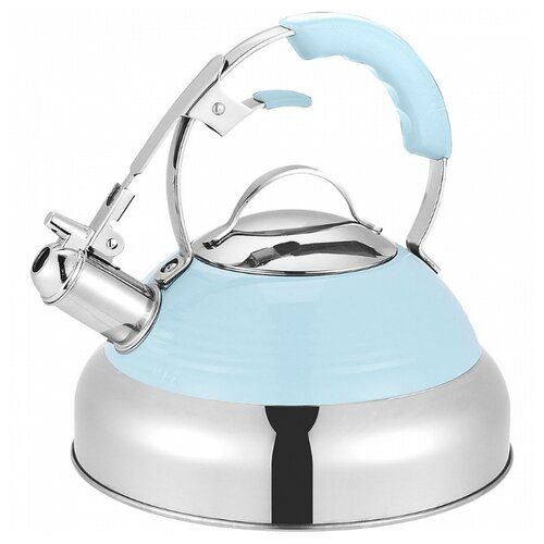 MAUNFELD Чайник MRK-119 3 л, голубой недорого