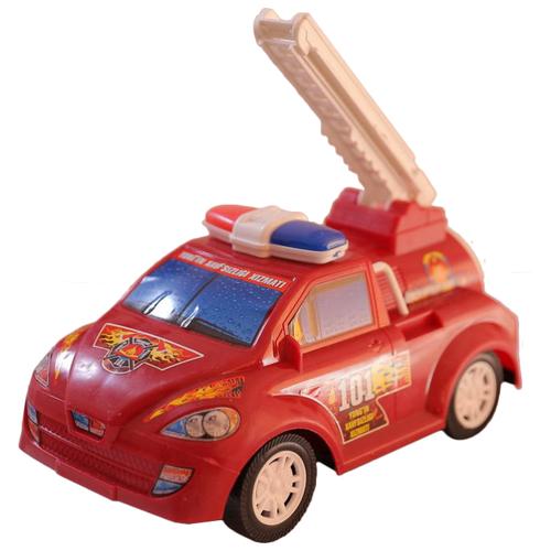 Пожарный автомобиль ToyBola TB-013 30.5 см красныйМашинки и техника<br>