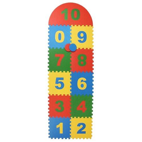 Купить Коврик-пазл ЭкоПолимеры Классики (30МПД1, 5/К), Игровые коврики
