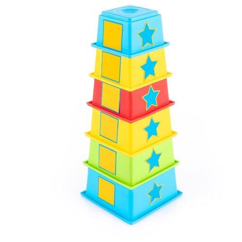 Пирамидка Knopa ДидактикаПирамидки<br>