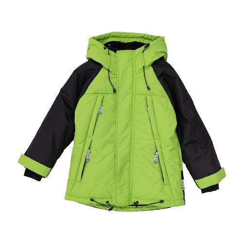 Купить Куртка Button Blue 220BBBA41025500 размер 134, салатовый, Куртки и пуховики