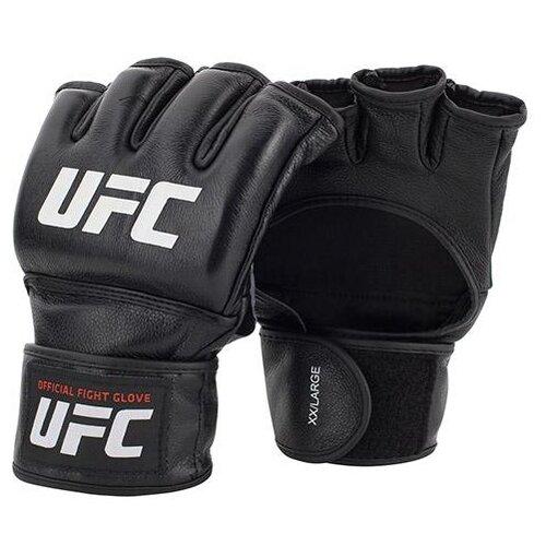 Профессиональные перчатки UFC Official для MMA черный XXL 4 oz
