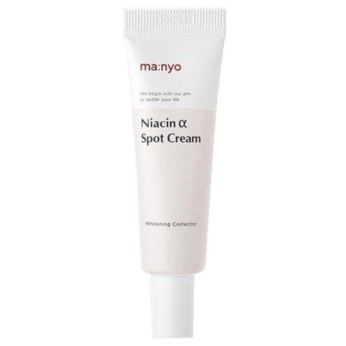 Manyo Factory Niacin Alpha Отбеливающий крем альфа-ниацин, 20 мл аклен отбеливающий крем ахро дерм 50 мл