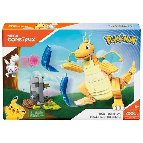 Конструктор Mega Construx Pokemon FVK75 Драгонайт