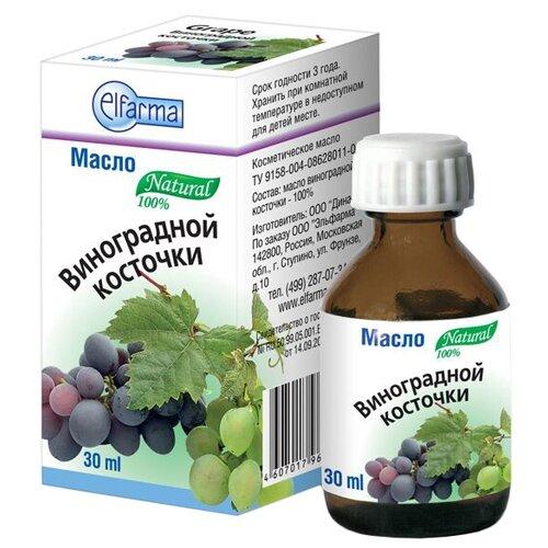 Масло для тела Elfarma виноградной косточки, 30 мл масло для тела elfarma elfarma el046lwexcw7