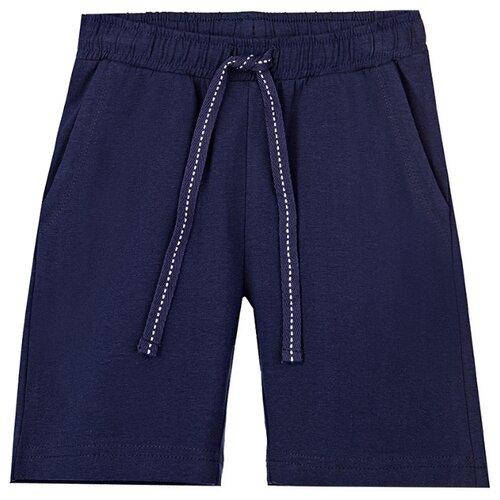 Шорты playToday размер 98, темно-синий шорты playtoday размер 98 серый