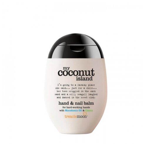 Купить Крем для рук Treaclemoon My coconut island 75 мл
