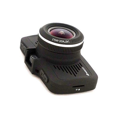 Видеорегистратор с радар-детектором ParkCity CMB 820, GPS черный