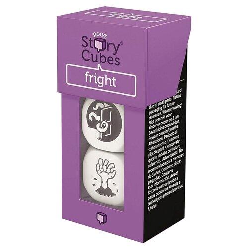 Купить Дополнение для настольной игры Rory's Story Cubes Кубики историй Ужастики RSC16, Настольные игры