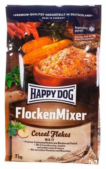 Корм для собак Happy Dog Flakes Flocken Mixer 3 кг