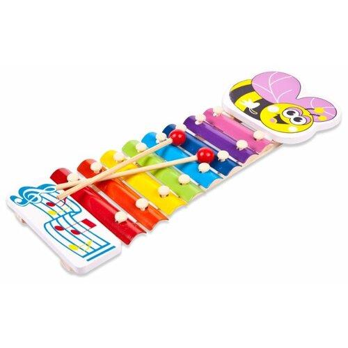 DoReMi ксилофон D-00043 разноцветный