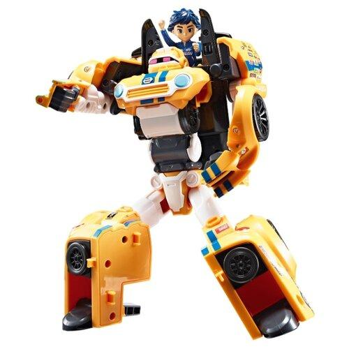 Трансформер YOUNG TOYS Tobot Athlon Theta 301054 оранжевыйРоботы и трансформеры<br>