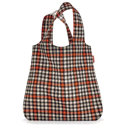 цена на Сумка reisenthel Mini maxi shopper glencheck, текстиль