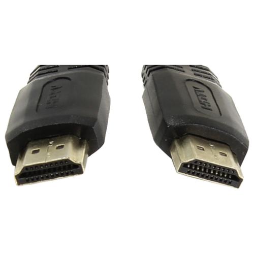 Фото - Кабель TV-COM HDMI - HDMI (CG200F) 5 м черный кабель