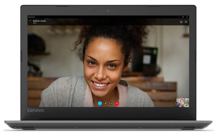 Ноутбук Lenovo IdeaPad 330-15IKB 81DC001LRU 15.6'' FHD/i5-7200U/4GB/500GB/GF MX110 2GB/noDVD/WiFi/BT4.1/0.3MP/SDXC/2cell/2.20kg/DOS/1Y/BLACK