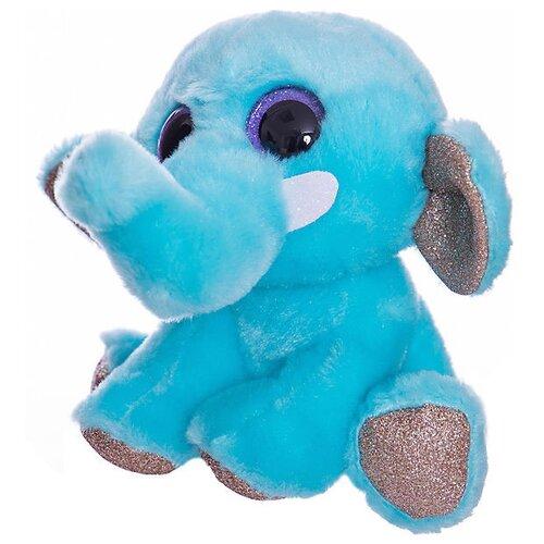 Купить Мягкая игрушка ABtoys Слон 14 см, Мягкие игрушки