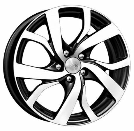 Стоит ли покупать Колесный диск K&K Палермо-оригинал 6x15/5x100 D57.1 ET38 алмаз черный? Отзывы на Яндекс.Маркете
