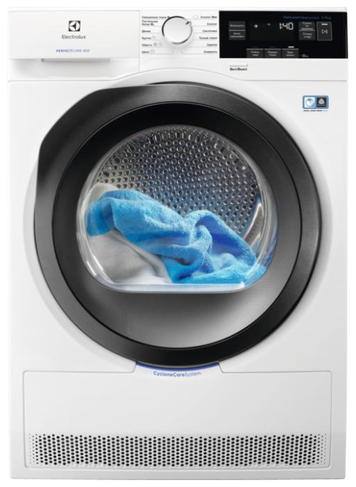Сушильная машина Electrolux EW8HR357S — купить по выгодной цене на Яндекс.Маркете
