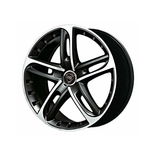 Фото - Колесный диск NZ Wheels SH676 7x18/5x105 D56.6 ET38 BKF колесный диск nz wheels sh676 7x18 5x105 d56 6 et38 bkf