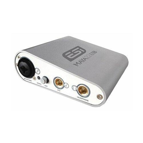 Внешняя звуковая карта ESI Maya 22 USB