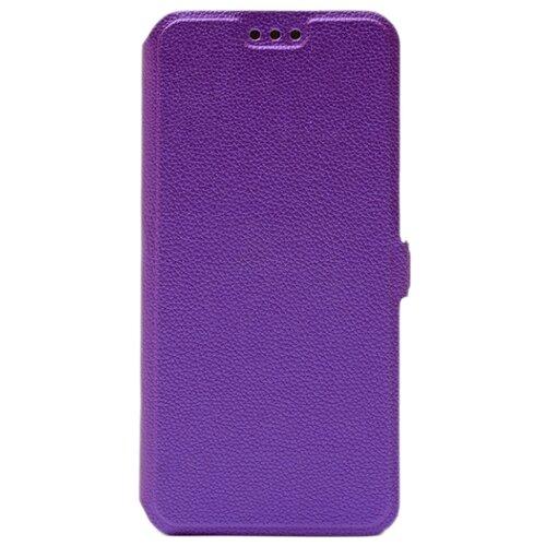 Чехол Gosso UltraSlim Book для Huawei Honor 9 Lite фиолетовый