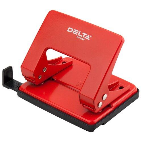 Дырокол Axent Delta D3520 20 листов, красный