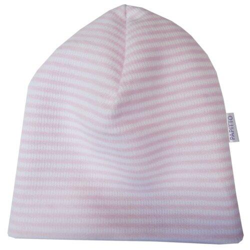 Купить Шапка Папитто размер 48, розовый, Головные уборы