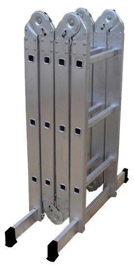 Лестница трансформер 4-секционная ВИХРЬ ЛТА 4х3