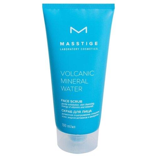 Masstige скраб для лица Volcanic Mineral Water Face scrub 100 мл недорого