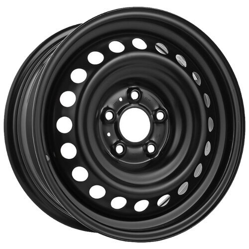 Колесный диск Magnetto Wheels 16007 6.5x16/5x114.3 D66.1 ET40 Black колесный диск magnetto wheels 16012 6 5x16 5x114 3 d60 1 et45 black