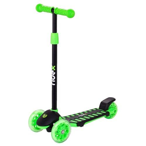 Кикборд Ridex Spike 3D зеленый ridex скейтборд ridex nemo