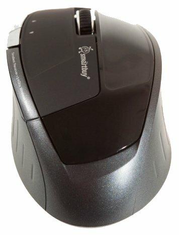 Мышь SmartBuy SBM-501AG-K Black USB